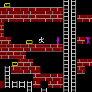 Lode Runner. Episode II: Bungeling Away